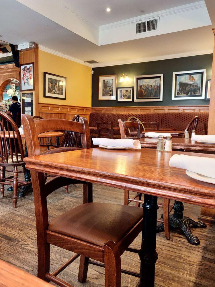 P.J. O'Brien Irish Pub and Restaurant