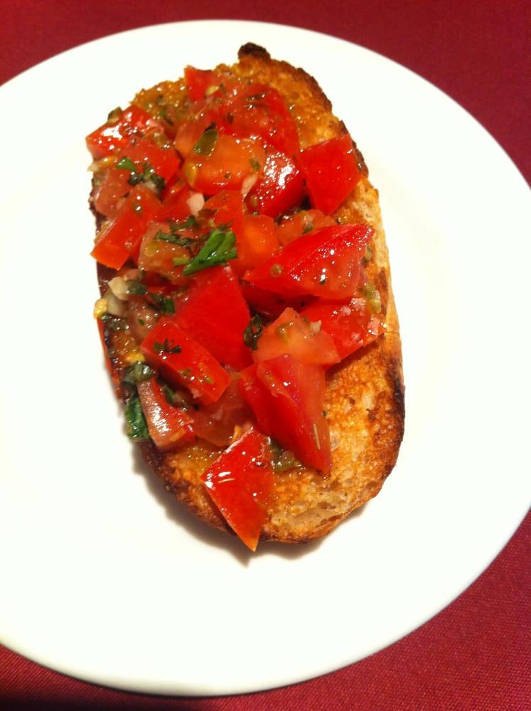 Bruschetta Delicious And Fresh Yelp
