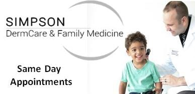 Simpson DermCare and Family Medicine: 3456 E 17th St, Ammon, ID
