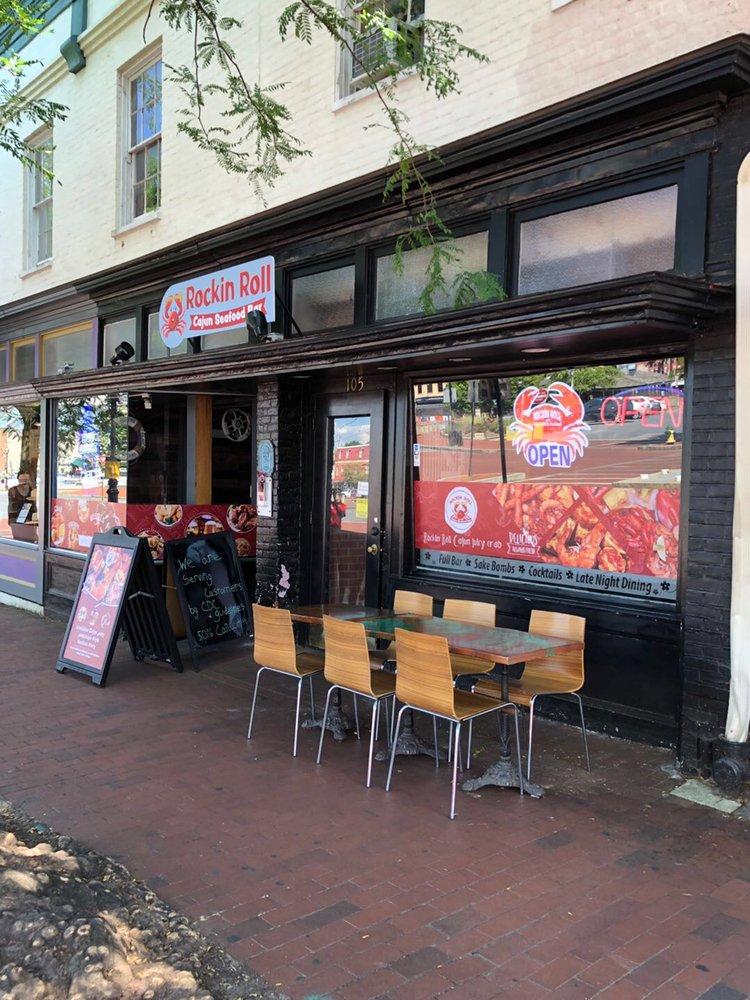 Rock & Roll Cajun Seafood Bar: 105 Main St, Annapolis, MD