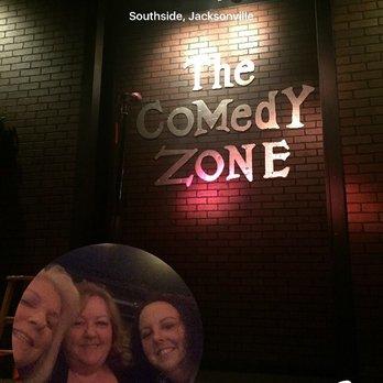 Comedy zone hartley road jacksonville fl