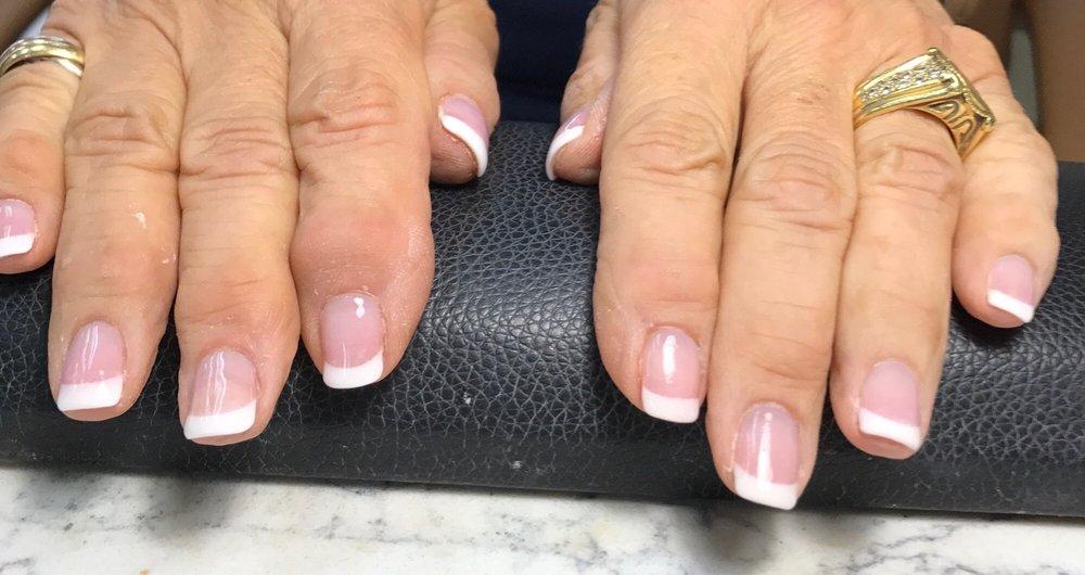 LV Nails And Spa: 319 Rt 10 E, East Hanover, NJ