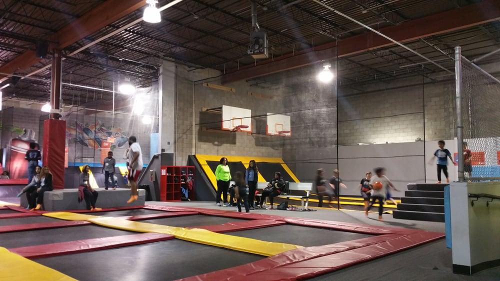 photos for flight trampoline park