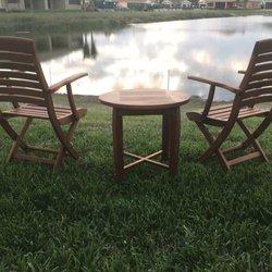 Photo Of Atlanta Teak Furniture   Atlanta, GA, United States. Teak Chairs  And ...
