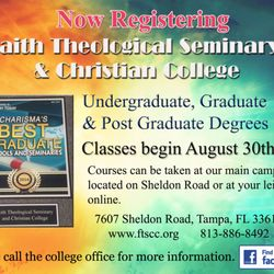 Faith Theological Seminary and Christian College - Colleges