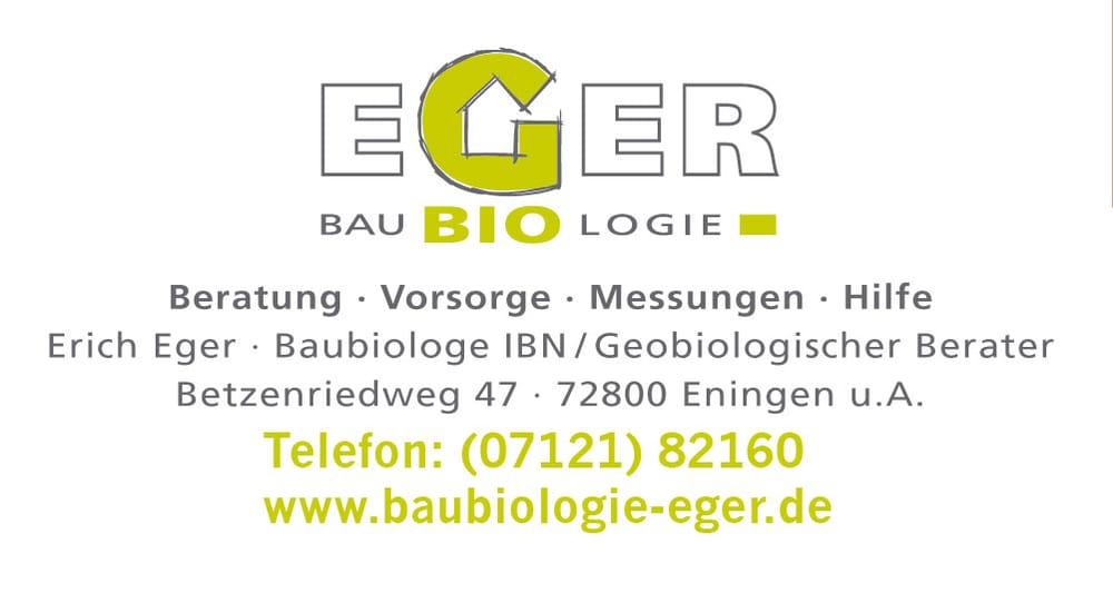 Baubiologe Berlin baubiologie erich eger health betzenriedweg 47