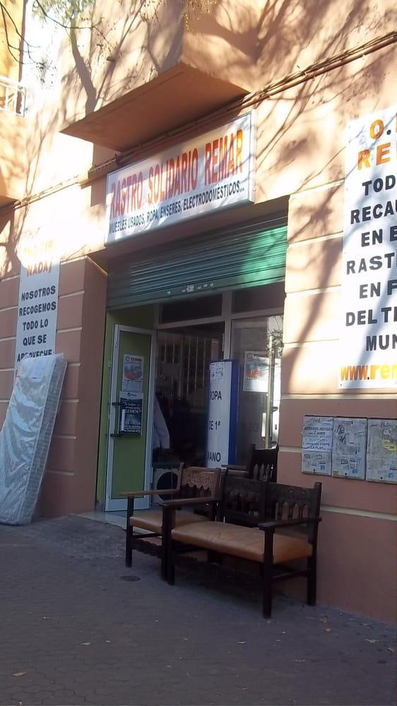 Remar rastro solidario asociaciones sin fines de lucro y - Rastro remar zaragoza ...