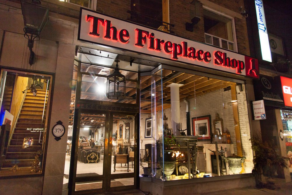 The Fireplace Shop Ltd Is Canada S Oldest Fireplace Retailer And