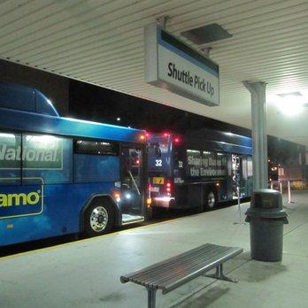 Alamo Aviation Blvd Rent A Car Return