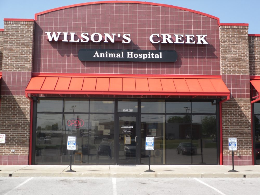 Wilson's Creek Animal Hospital: 3025 W Republic Rd, Springfield, MO