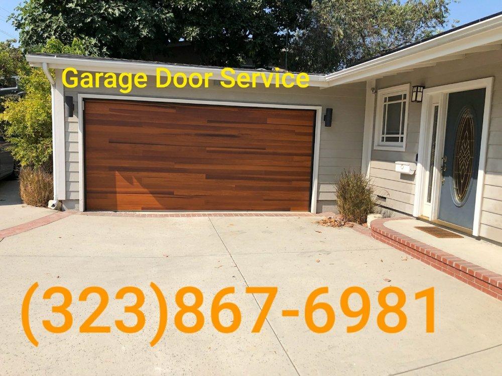 Jessy Garage Doors: Bell, CA
