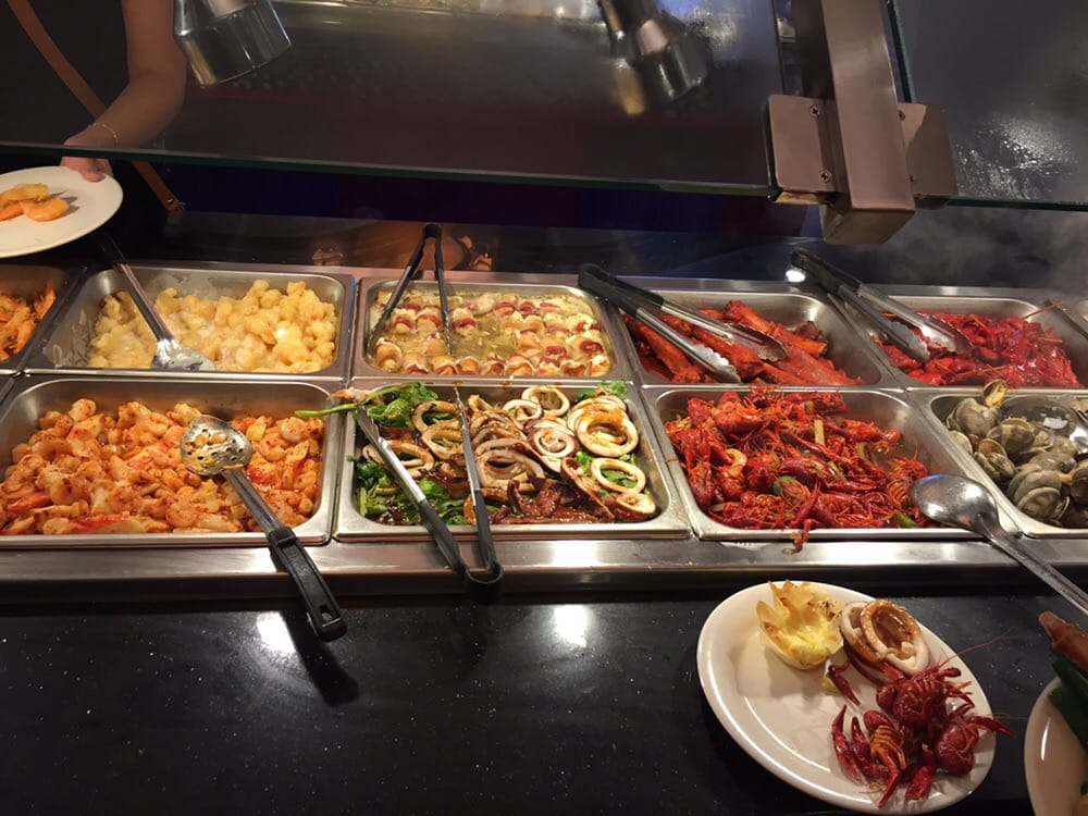 Spring buffet grill japanese ithaca ny yelp for Asian cuisine ithaca