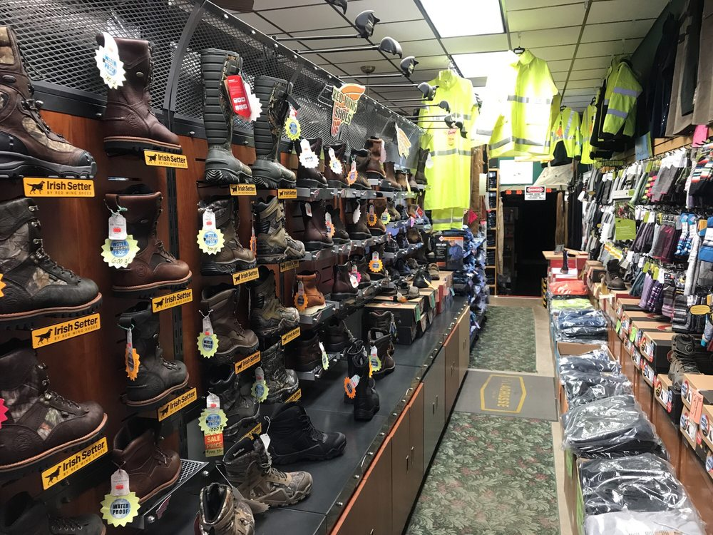 Mark's Outfitters: 22 S Main St, Hughesville, PA