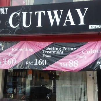Cutaway Hair Salon - Beauty & Spas - C7, Jalan SS15/4D, Subang Jaya