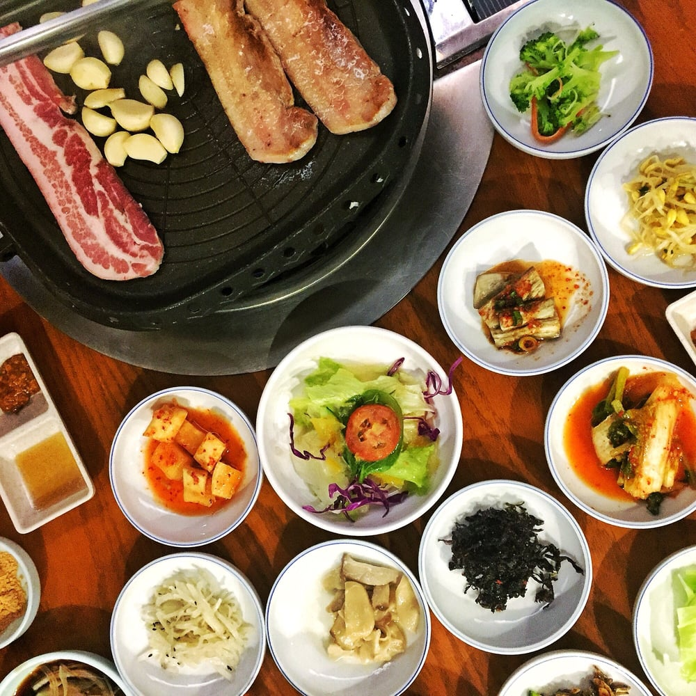 Kum sung chik naengmyun 82 foto e 67 recensioni cucina for Cucina coreana