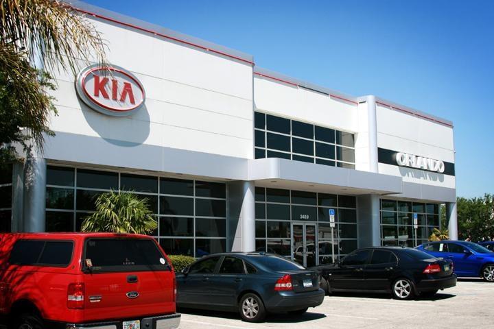 Kia Dealerships Near Me >> Orlando Kia West - 18 Photos - Car Dealers - Horizons West ...