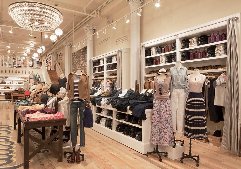 The closet fashion valley 50