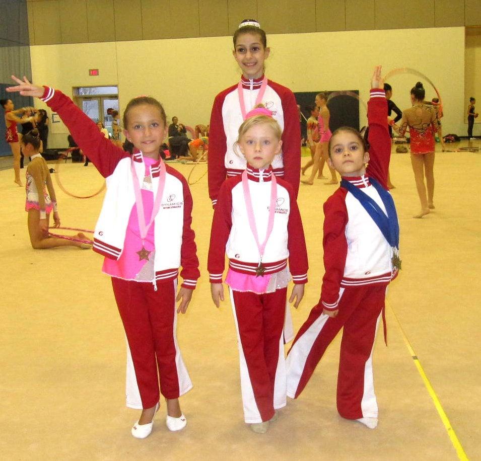 Rhythmic Gymnastics Equipment New York: Photos For Dynamics Rhythmic Gymnastics