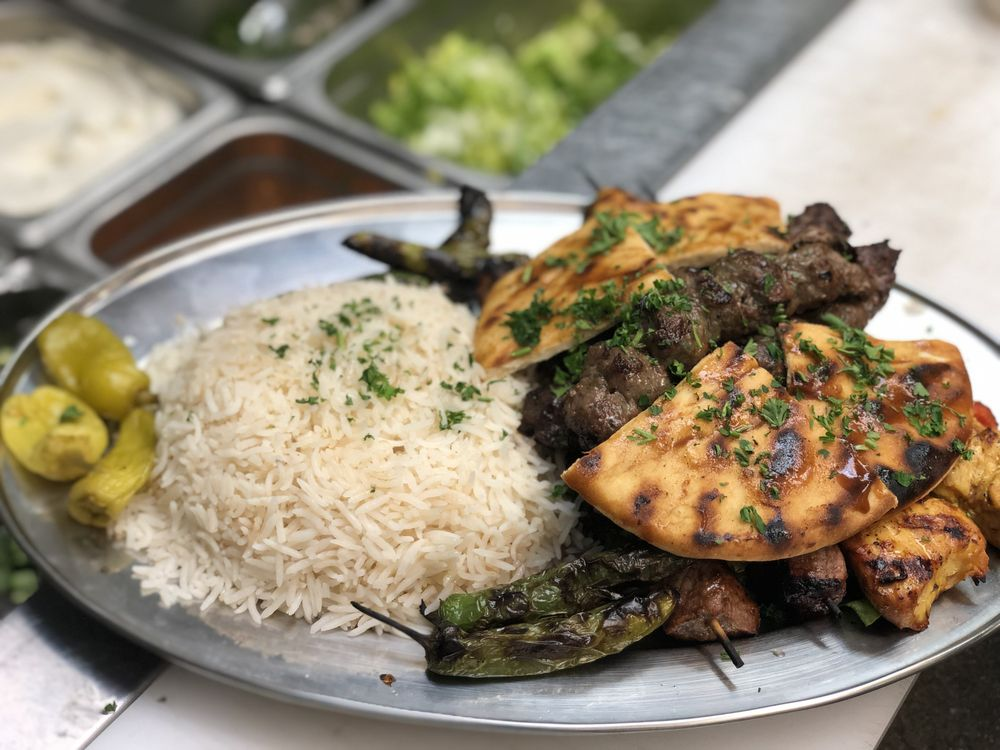 Yahya's Mediterranean Grill & Pastries: 2207 East Colfax Ave, Denver, CO