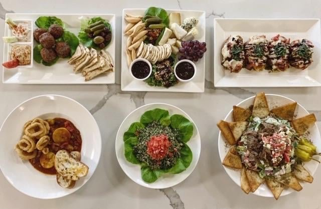 Bacio Mediterranean Cuisine: 375 Four Leaf Ln, Charlottesville, VA