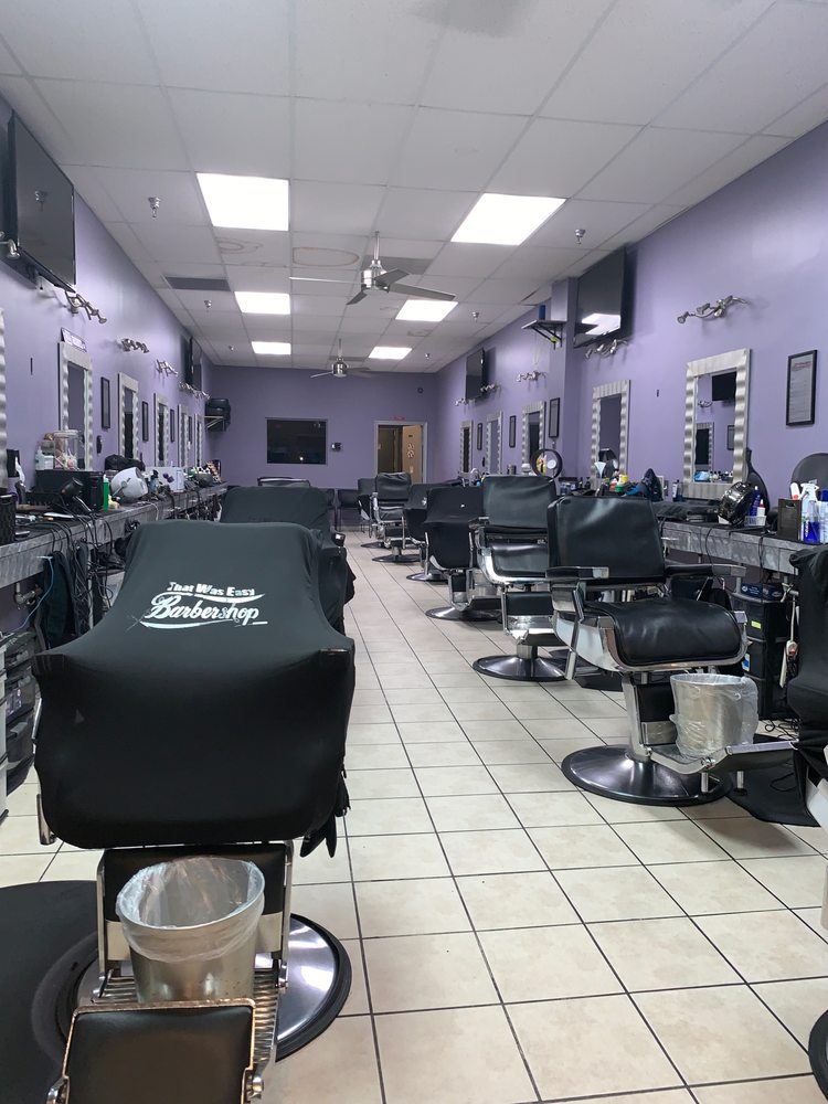 That Was Easy Barbershop: 13824 Outlet Dr, Silver Spring, MD
