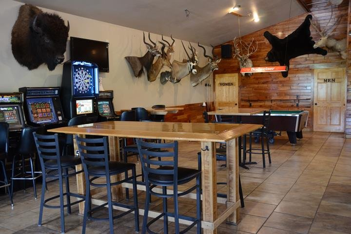 Foster Bar And Grill: S12800 US Highway 53, Osseo, WI