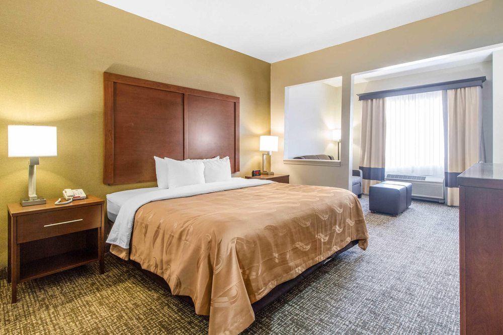 Quality Suites: 47 Adams Rd, Corbin, KY