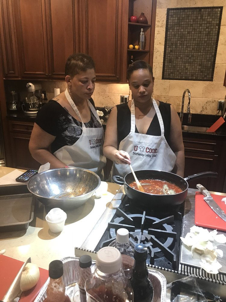 U Cook Entertaining Cooking Experience: 5150 E US Hwy 30, Merrillville, IN