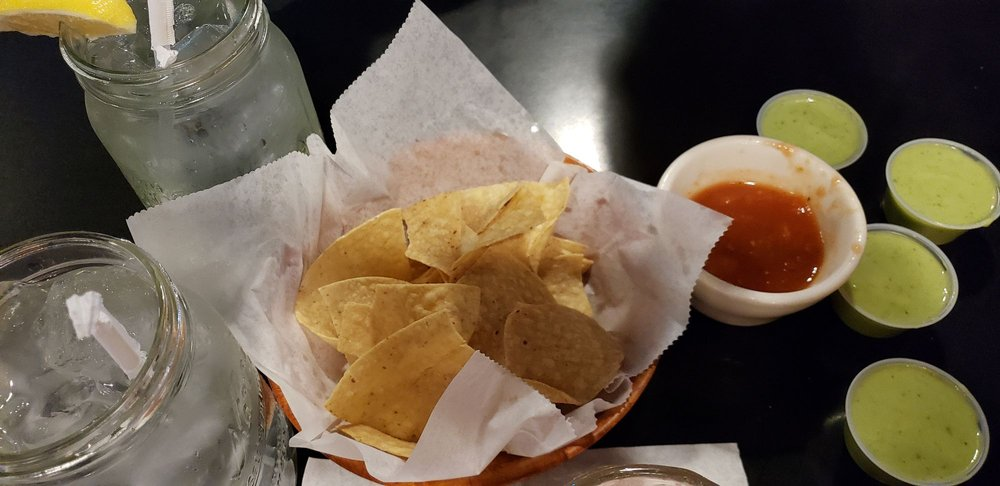 El Sarape Restaurant: 213 Riverside Dr, Parker, AZ