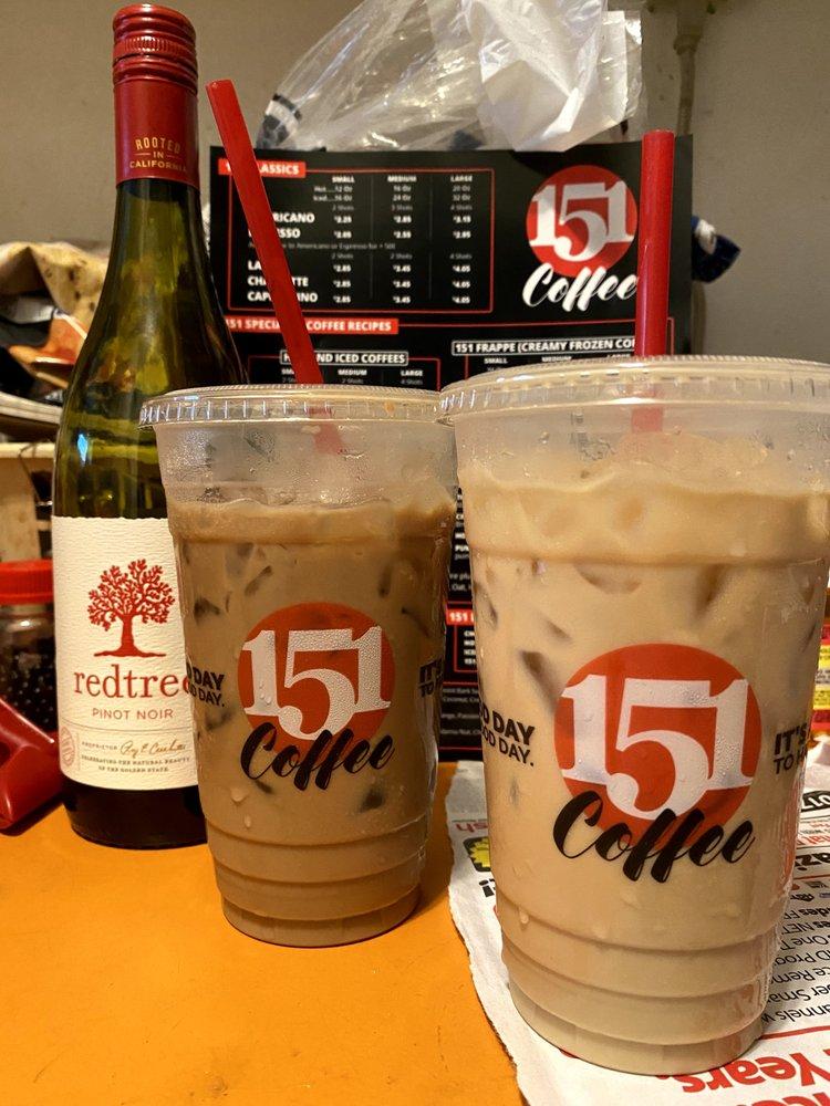 151 Coffee: 720 W Main St, Lewisville, TX