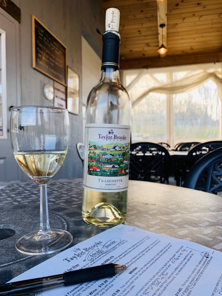 Photo of Taylor Brooke Winery: Woodstock, CT