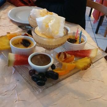Restaurant La Jetee Cap D Agde Menu