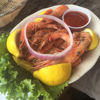 Photo Of White Cap Seafood Restaurant Gulfport Ms United States Boiled Shrimp