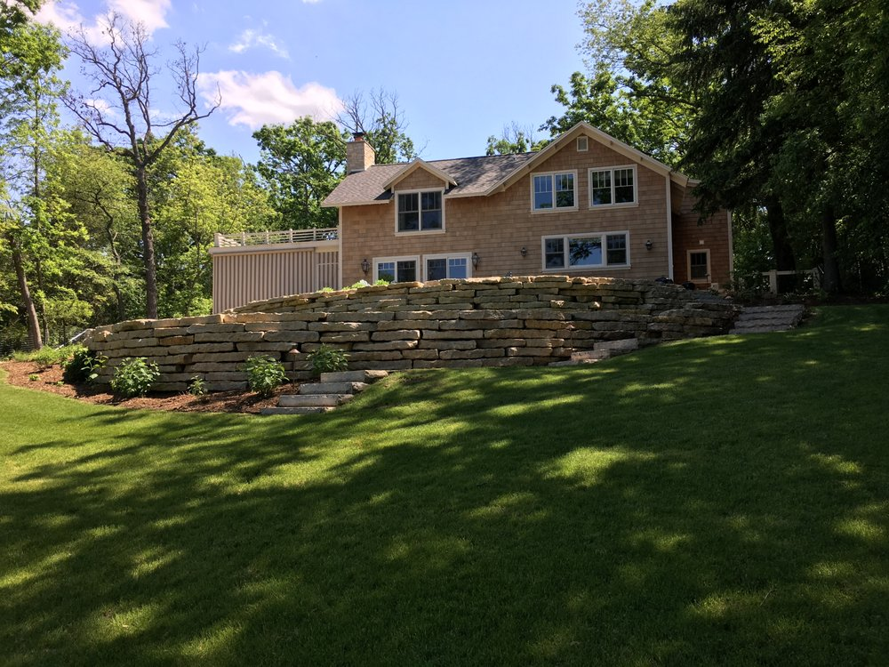 Outdoor Impact Landscape & Shoreline Services: W5499 Cty Rd T, Green Lake, WI