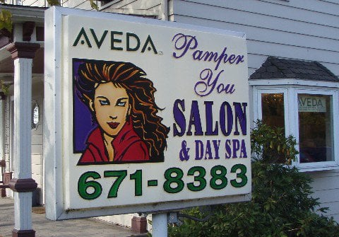 Pamper you salon day spa spa 5950 linglestown rd for Abaca salon harrisburg pa