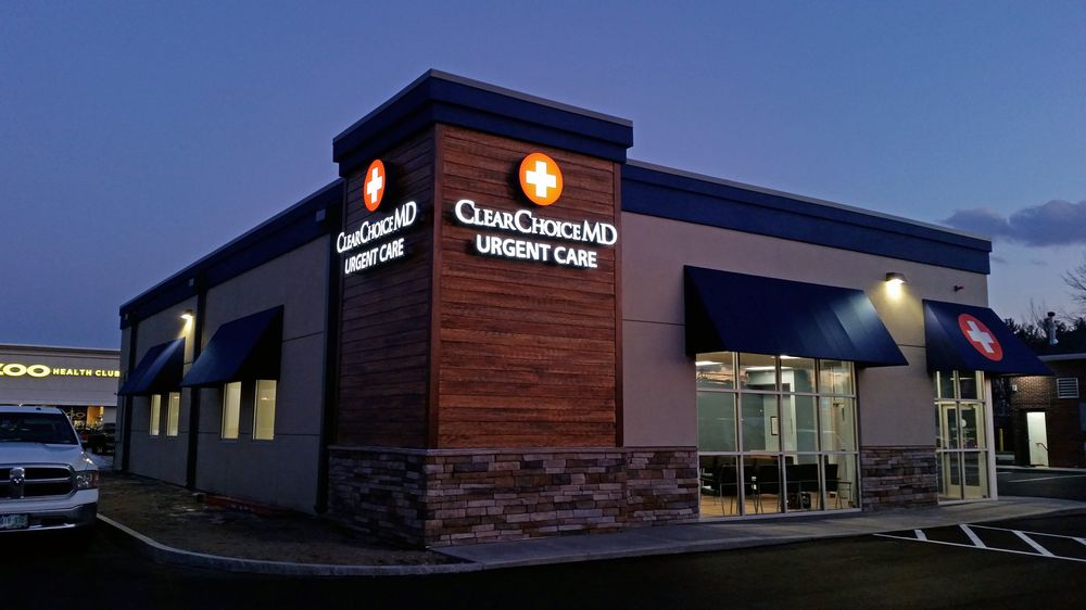 ClearChoiceMD Urgent Care: 1 Beehive Dr, Epping, NH