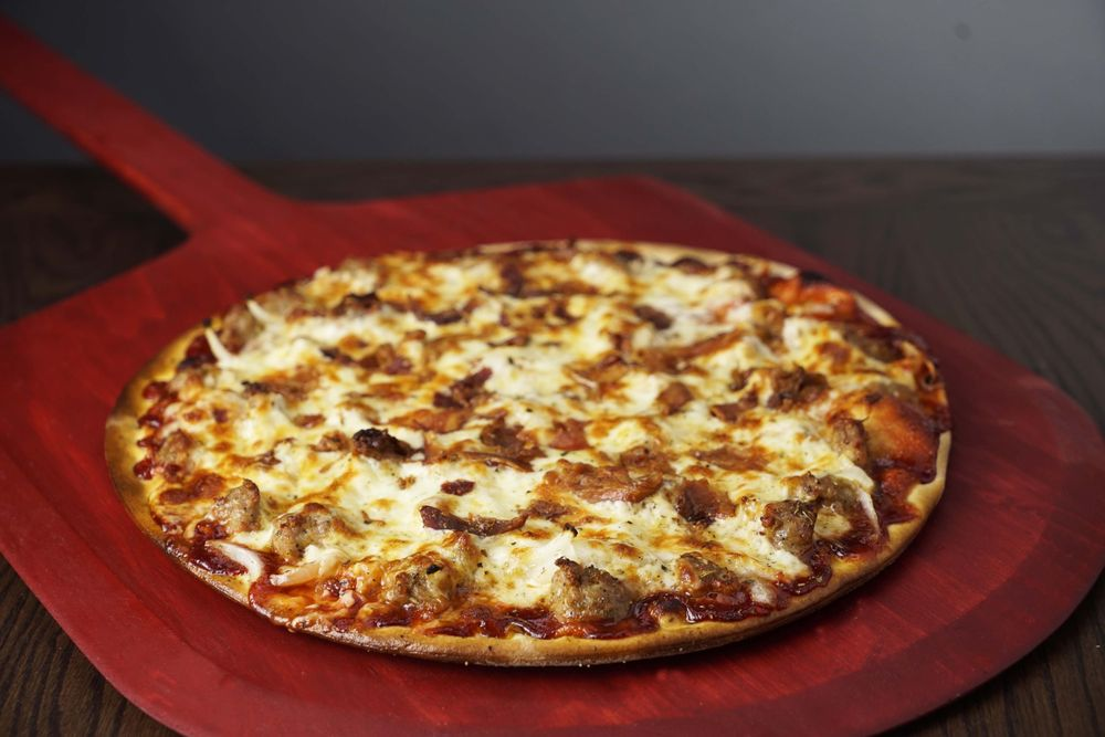 Rosati's Pizza: 2936 S 6th St, Springfield, IL
