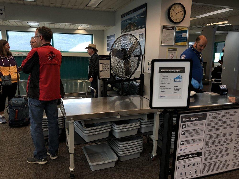 Wrangell Airport - WRG