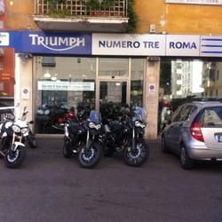 Triumph Concessionarie Moto Via Della Farnesina 109 Corso