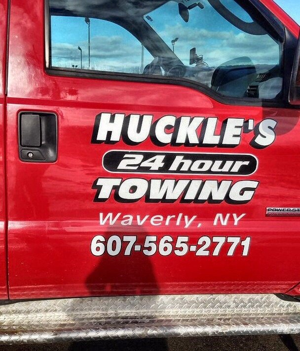 Towing business in Barton, NY
