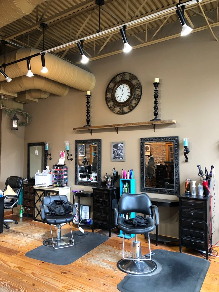 Studio Hair Design and Spa: 7318 Huron Ave, Lexington, MI
