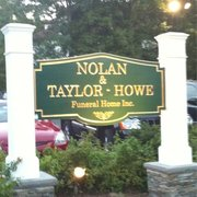 Nolan Taylor Howe Funeral Home Inc