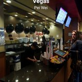 'Photo of McCarran International Airport - Las Vegas, NV, United States. One of the eateries inside the airport' from the web at 'https://s3-media4.fl.yelpcdn.com/bphoto/4w5XWU3pPN549Nf4xs5mRw/168s.jpg'