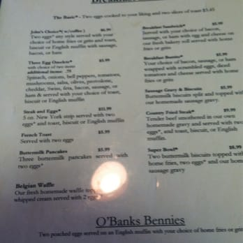 O Bank S Cafe Grill Ashland Va