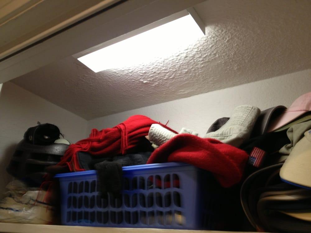 Photo Of Trinity Electrical Contractor   Pacifica, CA, United States. Dark  Closet No