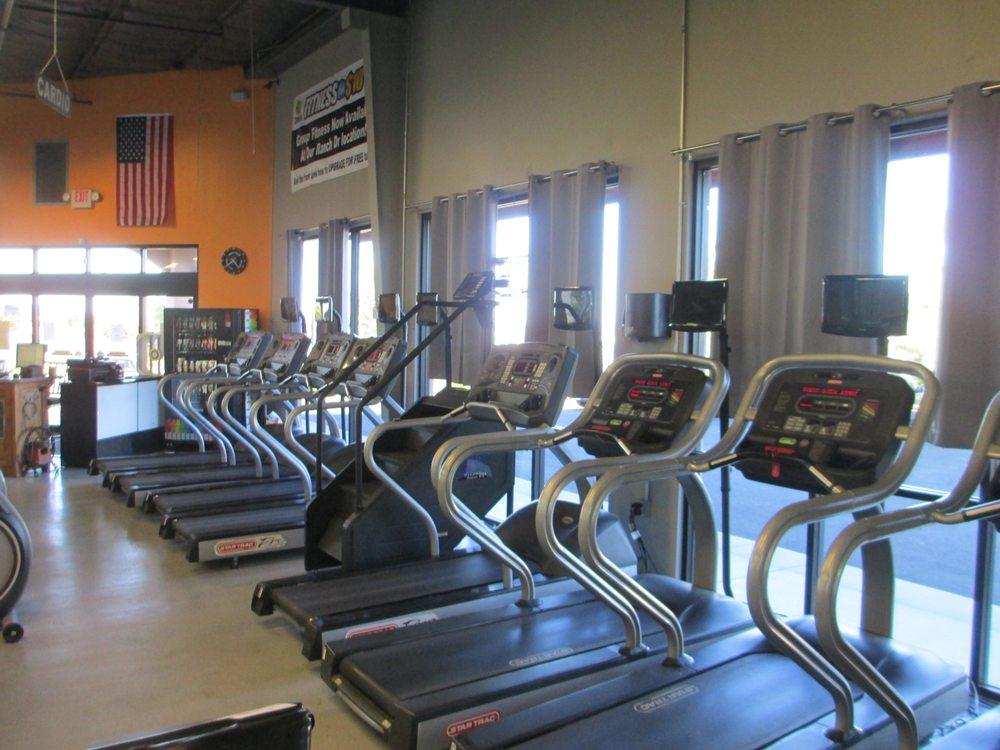 Fitness For 10: 6650 E 2nd St, Prescott Valley, AZ
