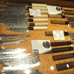 Photo Of Knifewear   Vancouver, BC, Canada. One Of Many Knife Cases