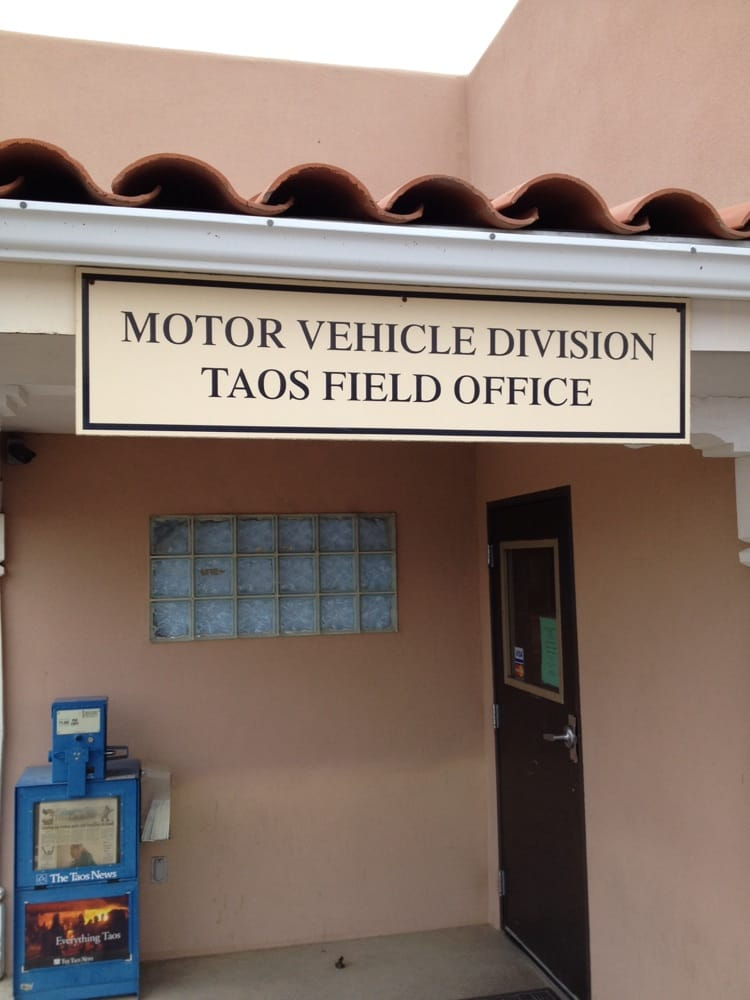 Motor Vehicle Division Taos Field Office - MVD - Registration Services - 1038 S Salazar Rd, Taos, NM - Phone Number - Last Updated December 15, 2018 - Yelp
