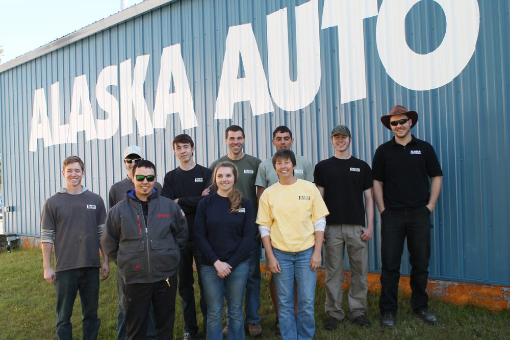 Alaska Auto Rental: 2375 University Ave S, Fairbanks, AK