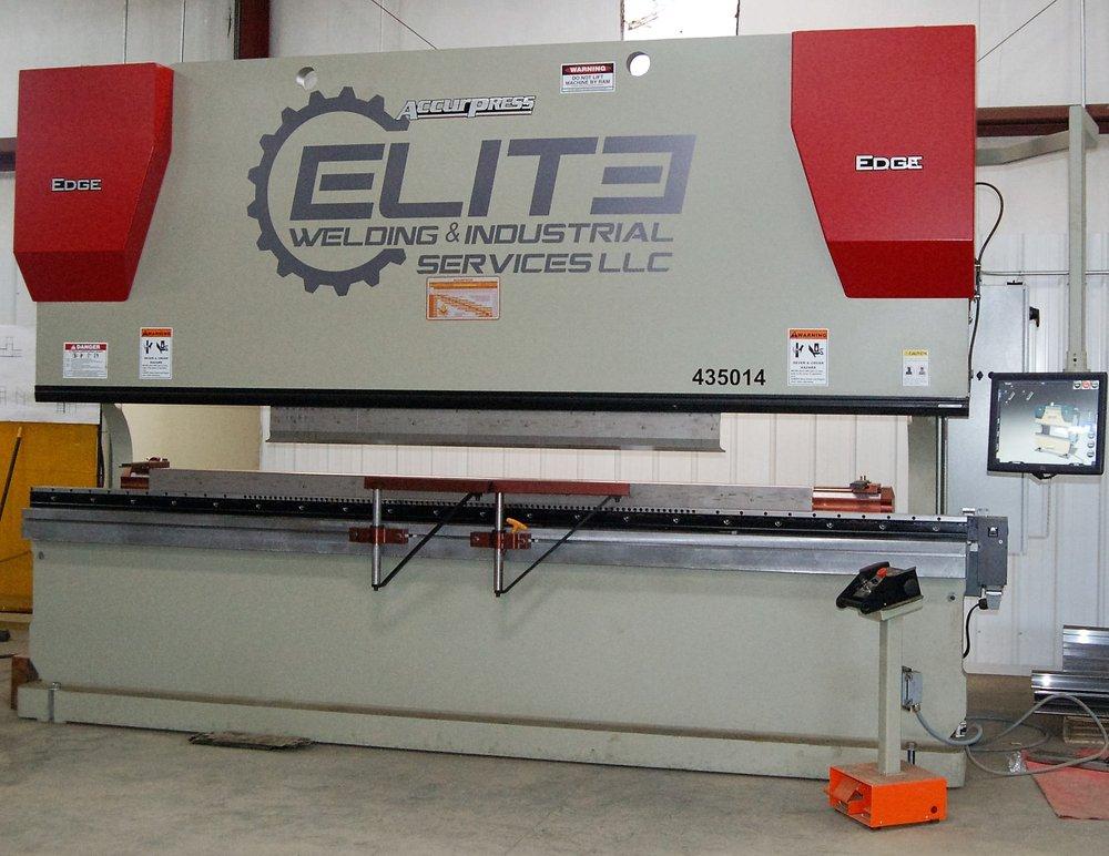 Elite Welding & Industrial Services: 710 W White Oak St, Leitchfield, KY
